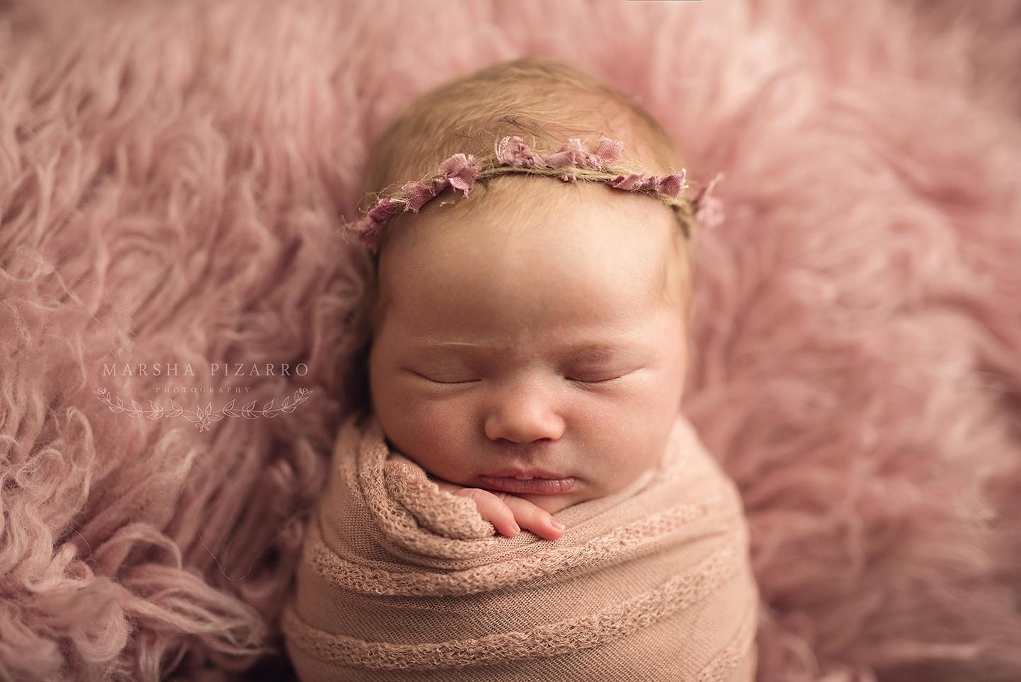 Calgary Newborn Baby Girl